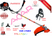 Palmera Cg520 1,9hp Motorlu Yan Tırpan +hediyeli Ürün