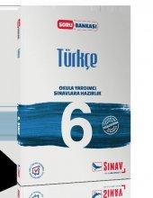 6.sınıf Sınav Türkçe Soru Bankası