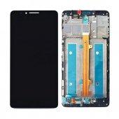 Huawei Mate 7 Lcd Ekran Dokunmatik Full Panel Çıtalı + Tamir Seti