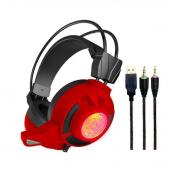 Oyuncu Kulaklık Profesyonel Oyun Kulaklığı PG-6966-3