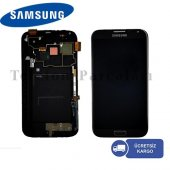 Samsung Galaxy Note 2 N7100 LCD Dokunmatik Ekranı