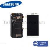 Samsung Galaxy Note 2 N7100 LCD Dokunmatik Ekranı-2