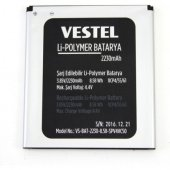 Vestel Venüs E2 Batarya Pil