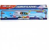 Vardem Oyuncak N567b A330 200 Kut Işıklı Sesli Yolcu Uçağı