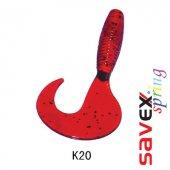 Spring K20 XH068 6.5 cm Silikon Kurt