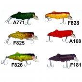 FS150 Çekirge Sahte Yem 4.7 cm Renk: A168