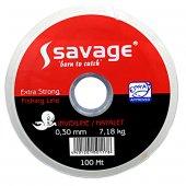 Savage Hayalet Makara Misina 0,35 mm 100 mt