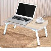 Katlanır Pratico Laptop Masası Çalışma...
