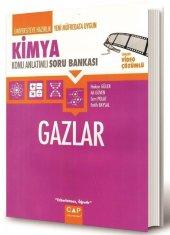 Kimya Gazlar Konu Anlatımlı Soru Bankası Çap Yayınları
