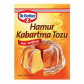 Dr. Oetker Hamur Kabartma Tozu 5 Li