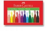 Faber Castell Pastel Boya Karton Kutu 12 Renk