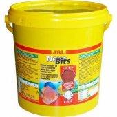 JBL Novo Bits Discus Balık Yemi 10.5L 4620gr SKT : 06-2020