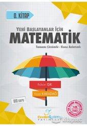 Matematik Çözümlü Konu Soru 0. Kitap Cevdet Özsever