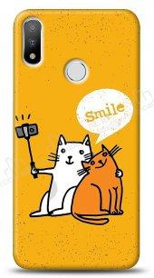 Casper Via A3 Plus Selfie Cat Kılıf