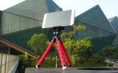 Telefon Ve Kamera İçin Sünger Ayaklı Akrobat Tripod (19 Cm)