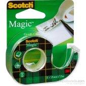 Scotch Magic Bant, Kesicili, 19mm X 7,5m