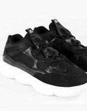 500 Sneaker Premium Siyah Beyaz Unisex Shoes-3
