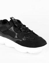500 Sneaker Premium Siyah Beyaz Unisex Shoes-4