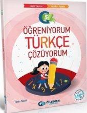 Gezegen Yayınları 5. Sınıf Türkçe Öğreniyorum...