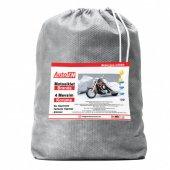 Spada Xfire 200 EFI Arka Çanta Uyumlu Motosiklet Brandası 021C381-2