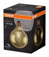 Osram Vintage 1906 Led Ampul Rustik Filament Glop Tip 7,5w 55 Watt