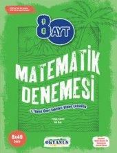 Okyanus Yayınları 8 Ayt Matematik Denemeleri