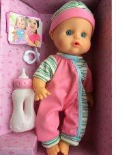 Doll Bonnie Fonksiyonlu Bebek Biberonlu Ve Emzikli