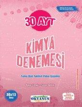 Okyanus Yayınları AYT 30 Kimya Denemesi