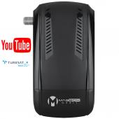 Magbox Orbıt Mını Full Hd Uydu Alıcısı + Tkgs + Youtube
