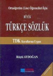 Evrensel İletişim Lise Türkçe Sözlük Ciltli İki...