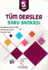Karekök Yayınları 5. Sınıf Tüm Dersler Soru...
