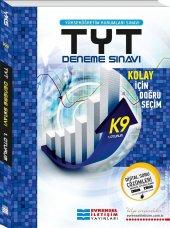 Evrensel İletişim Yayınları Yks 1. Oturum Tyt K9 Başlangıç Seviye Video Çözümlü Deneme Sınavı