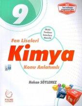 Palme Yayınları 9. Sınıf Fen Liseleri Kimya...