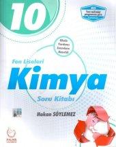 Palme Yayınları 10. Sınıf Fen Liseleri Kimya Soru Kitabı
