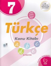 Palme Yayınları 7. Sınıf Türkçe Konu Kitabı
