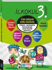 Evrensel İletişim Yayınları 3. Sınıf Tüm Dersler Soru Bankası