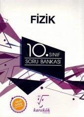 Karekök Yayınları 10. Sınıf Fizik Soru Bankası...