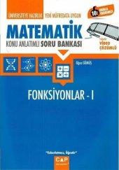 çap Yayınları Üniversiteye Hazırlık Matematik Fonksiyonlar 1 Konu Anlatımlı Soru Bankası