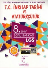 Karekök Yayınları 8. Sınıf Lgs T.c. İnkılap...