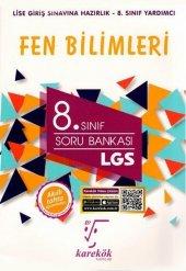 Karekök Yayınları 8. Sınıf Lgs Fen Bilimleri...