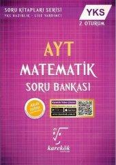 Karekök Yayınları Ayt Matematik Soru Bankası