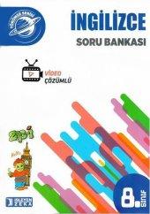 İşleyen Zeka Yayınları 8. Sınıf Yörünge Serisi İngilizce Soru Bankası