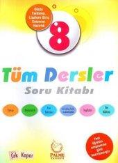Palme Yayınları 8. Sınıf Tüm Dersler Soru Kitabı