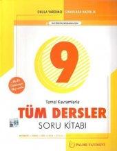 Palme Yayınları 9. Sınıf Temel Kavramlarla Tüm Dersler Soru Kitabı