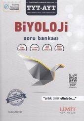 Limit Yayınları Tyt Ayt Biyoloji Soru Bankası