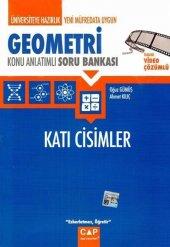 çap Yayınları Geometri Katı Cisimler