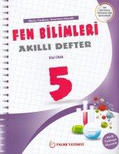 Palme Yayınları 5. Sınıf Fen Bilimleri Akıllı Defter