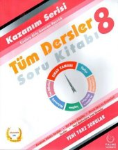 Palme Yayınları 8. Sınıf Tüm Dersler Kazanım Serisi Soru Kitabı
