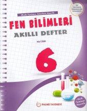 Palme Yayınları 6. Sınıf Fen Bilimleri Akıllı Defter