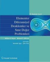 Palme Yayınları Elementer Diferansiyel Denklemler Ve Sınır Değer Problemleri